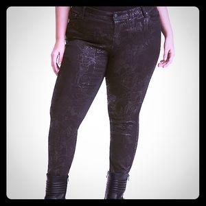 Torrid Nightmare before Christmas  jeans